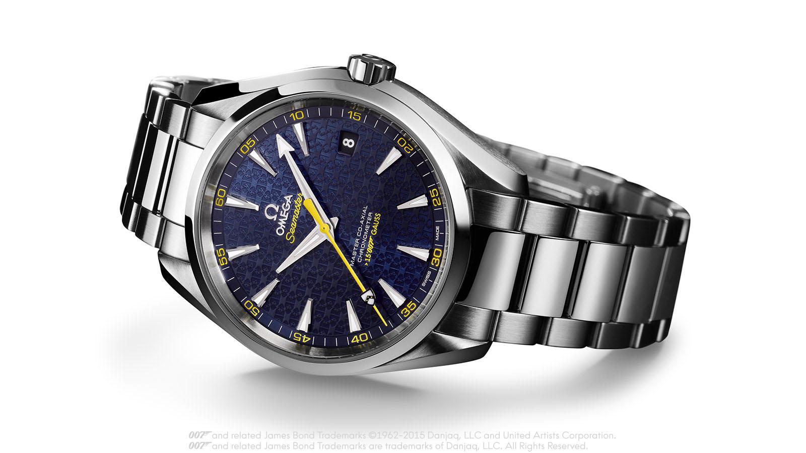 e18de60900a Omega Seamaster Aqua Terra 150m James Bond Limited Edition Men s Watch  Karachi Pakistan
